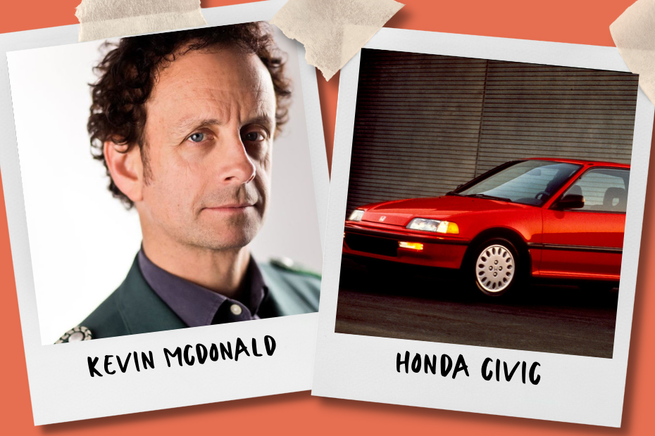 Stars' First Cars: Featuring The Kids in the Hall's Kevin McDonald