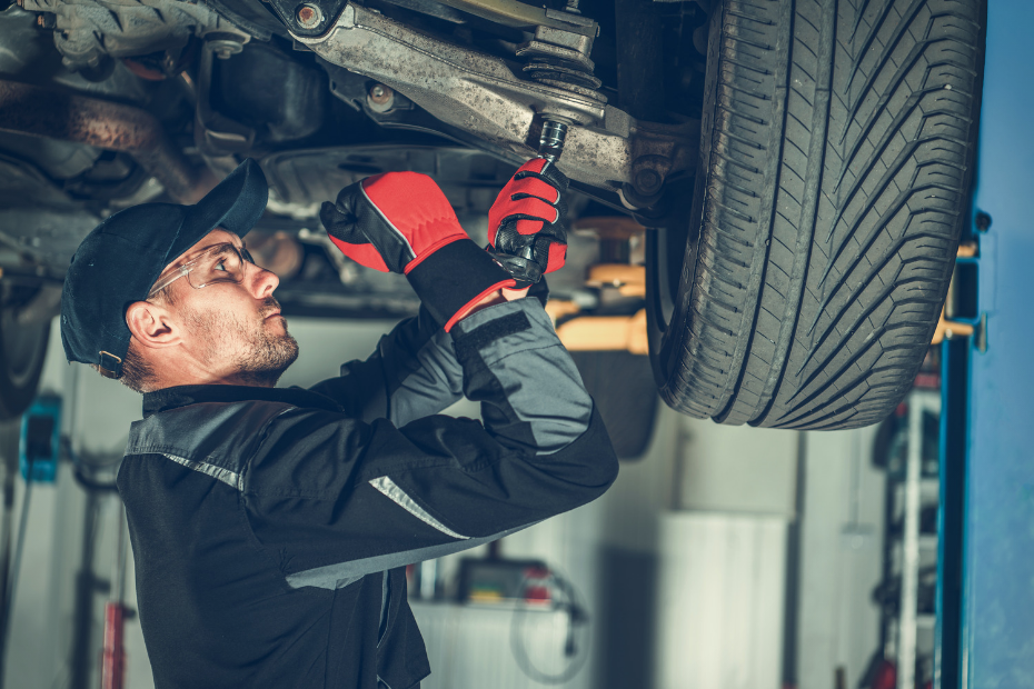 How to Care for Your Automotive Suspension
